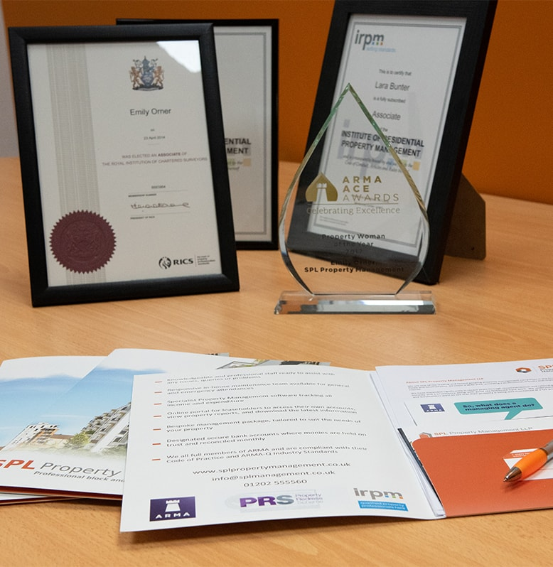 SPL Property Management - About us